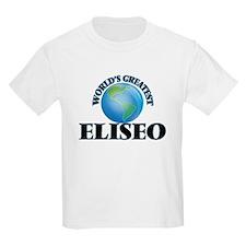 World's Greatest Eliseo T-Shirt