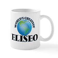 World's Greatest Eliseo Mugs
