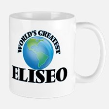 World's Greatest Eliseo Mugs