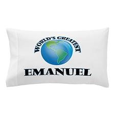World's Greatest Emanuel Pillow Case