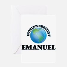 World's Greatest Emanuel Greeting Cards