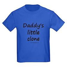 Dadddy's Little Clone T