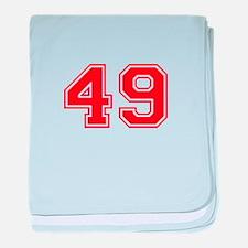 49-var baby blanket