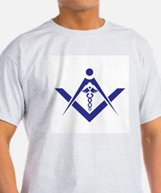Medical Masons Caduceus T-Shirt