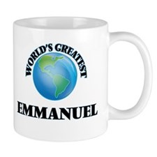 World's Greatest Emmanuel Mugs