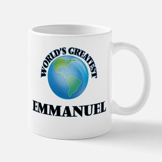 World's Greatest Emmanuel Mugs