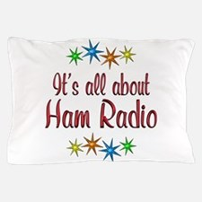 About Ham Radio Pillow Case