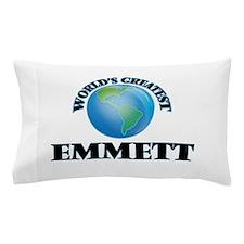 World's Greatest Emmett Pillow Case