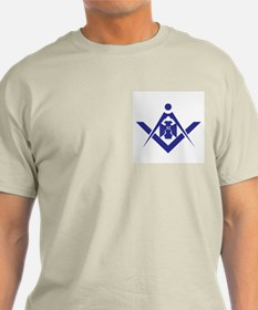 Wings down 32 Masonic Eagle T-Shirt