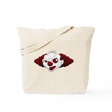 Mad Clown Tote Bag