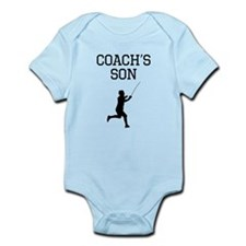 Fencing Coachs Son Body Suit