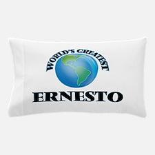World's Greatest Ernesto Pillow Case