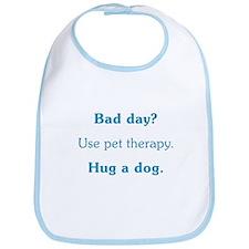 Bad Day Therapy Bib