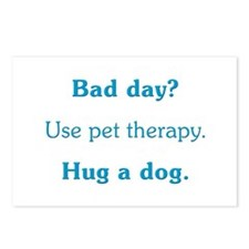 Bad Day Therapy Postcards (Package of 8)
