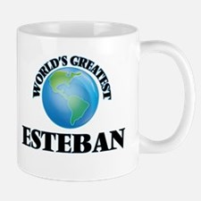 World's Greatest Esteban Mugs