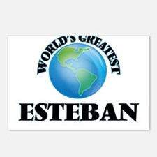 World's Greatest Esteban Postcards (Package of 8)