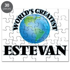 World's Greatest Estevan Puzzle