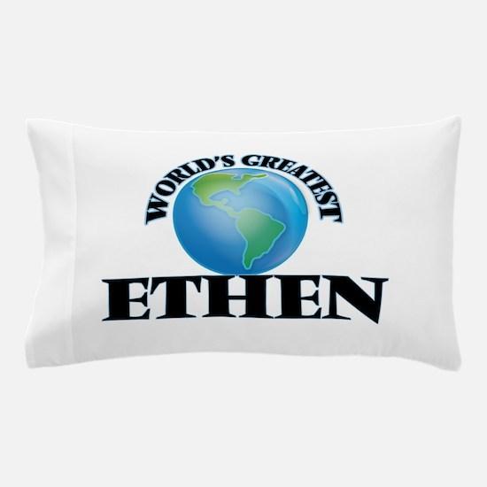 World's Greatest Ethen Pillow Case