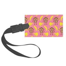 Monkey Lover Luggage Tag