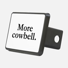 MORE COWBELL Hitch Cover
