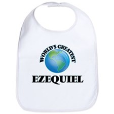 World's Greatest Ezequiel Bib