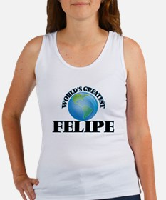World's Greatest Felipe Tank Top