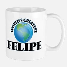 World's Greatest Felipe Mugs