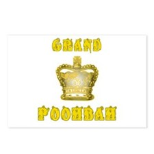 Fathers Day Grand Poohbah Postcards (Package of 8)