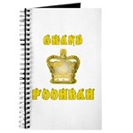Fathers Day Grand Poohbah Journal