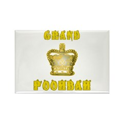 Fathers Day Grand Poohbah Rectangle Magnet (100 pa