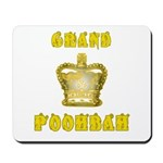 Fathers Day Grand Poohbah Mousepad