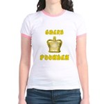Fathers Day Grand Poohbah Jr. Ringer T-Shirt