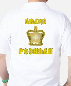 Fathers Day Grand Poohbah Golf Shirt