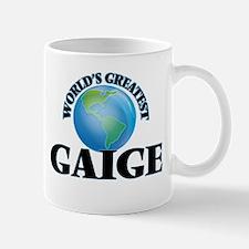 World's Greatest Gaige Mugs