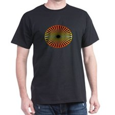 Orange Wheel T-Shirt