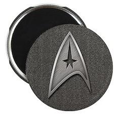 Star Trek Insignia Metal Magnet