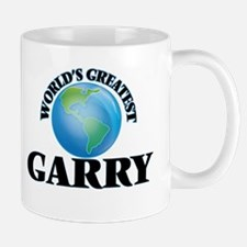 World's Greatest Garry Mugs