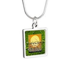 Demint 2016 Silver Square Necklace