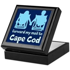 Cape Cod Keepsake Box