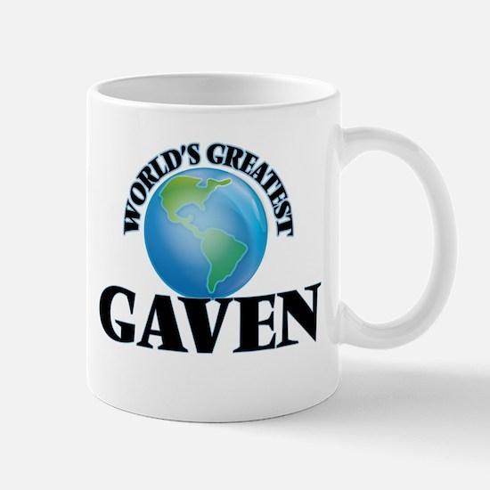 World's Greatest Gaven Mugs