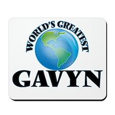 World's Greatest Gavyn Mousepad