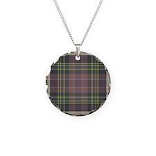 Woodland Plaid Necklace