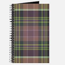 Woodland Plaid Journal