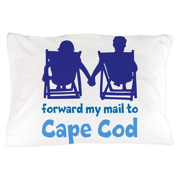 Cape cod pillow case by forwardmymail2 for Case modello cape cod