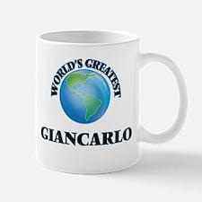 World's Greatest Giancarlo Mugs