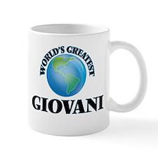 World's Greatest Giovani Mugs