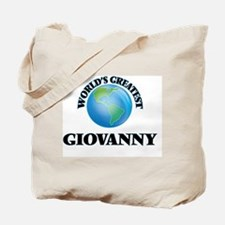 World's Greatest Giovanny Tote Bag