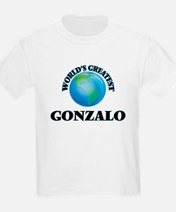 World's Greatest Gonzalo T-Shirt
