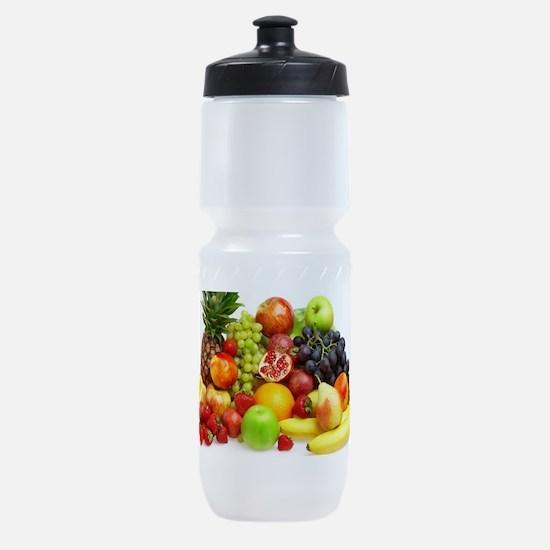 Mixed Fruits Sports Bottle