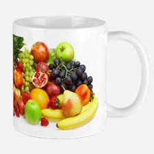 Mixed Fruits Mugs